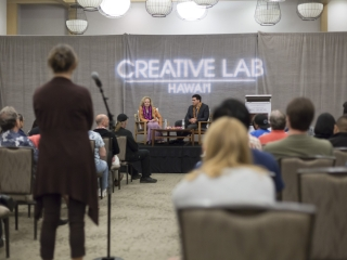 2016 Creative Lab Hawaii @HIFF Public Program