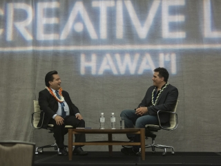 2016 Creative Lab Hawaii @ HIFF Public Program