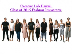 Class of 2015 Fashion Immersive