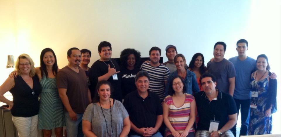 2013 Creative Lab Writers Immersive