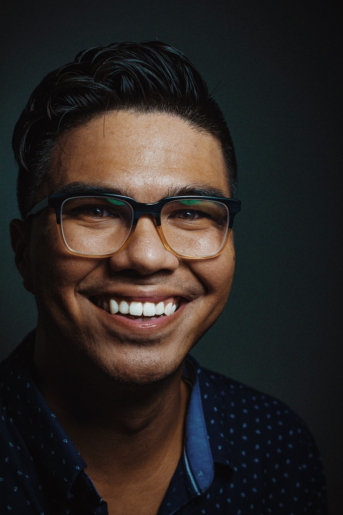 Mitchel Viernes is a fellow of the Creative Lab Hawaiʻi Web-Series Immersive 2019 cohort.