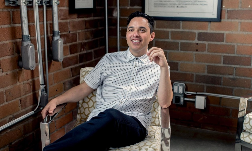 Portrait of Tony Valenzuela, Creative Lab Hawaiʻi Web-Series Immersive 2019 Mentor.