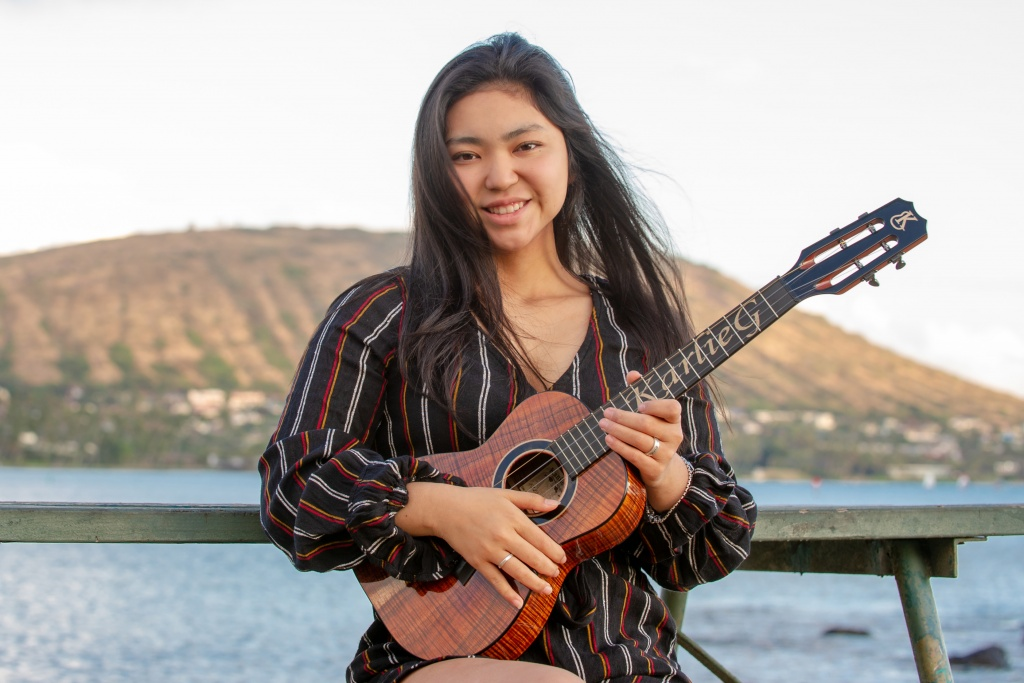 Karlie Goya is a Creative Lab Hawaiʻi - Music Immersive 2019 fellow.